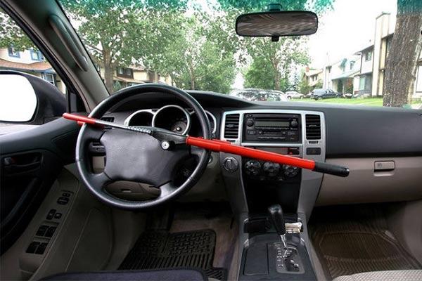 چه نوع قفل ضدسرقتی برای خودرو تهیه کنیم؟
